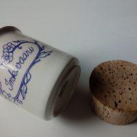 Inkivääri, Sininen keittiö maustepurkki, Arabia