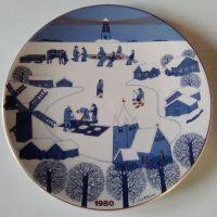 Joululautanen 1980, Raija Uosikkinen, Arabia