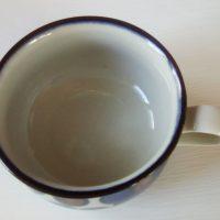 Juulia teekuppi, sininen. Anja Jaatinen Winqvist. Arabia