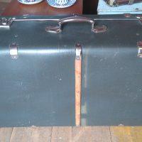 Matka-arkku, metallivahvisteinen
