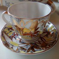 Sunny Daisy kahvikuppi, Lomonosov