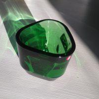 Tris tuikkuvotiivi, vihreä. Iittala