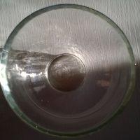 Viilikulho, vanhaa lasia